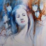 Kr.Koleva-Lhoest - Atelier- cours de dessin et peinture