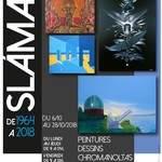 Facettes de l'oeuvre de SLÁMA de 1964 à 2018