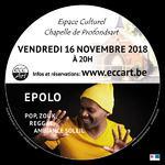 Epolo chante: pop, zouk, reggae, ambiance soleil