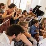 Vacances Musicales au Château d'Ostin