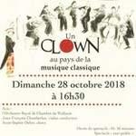 Un clown au pays de la musique classique