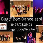 Bug@Boo Dance asbl - Cours de danse - Jazz - hip-hop - Contemporain - Oriental à Auderghem