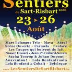 "Festival: ""Les Sentiers de Sart-Risbart"""