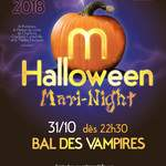 Halloween Mari-night