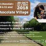 """Stage pour enfants """"Mystère et Chocolat"""" cet été !"""