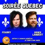 Soirée Quebec