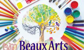 """BEBE MAESTRO - Atelier """"Beaux Arts"""" - Dessin & Peinture (5-7+ ans)"""