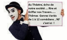 des Pièces de Théâtre à Monter ( depuis 2006, 15créées)