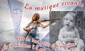 BEBE MAESTRO - Eveil musical pour enfants - Musical awakening for kids
