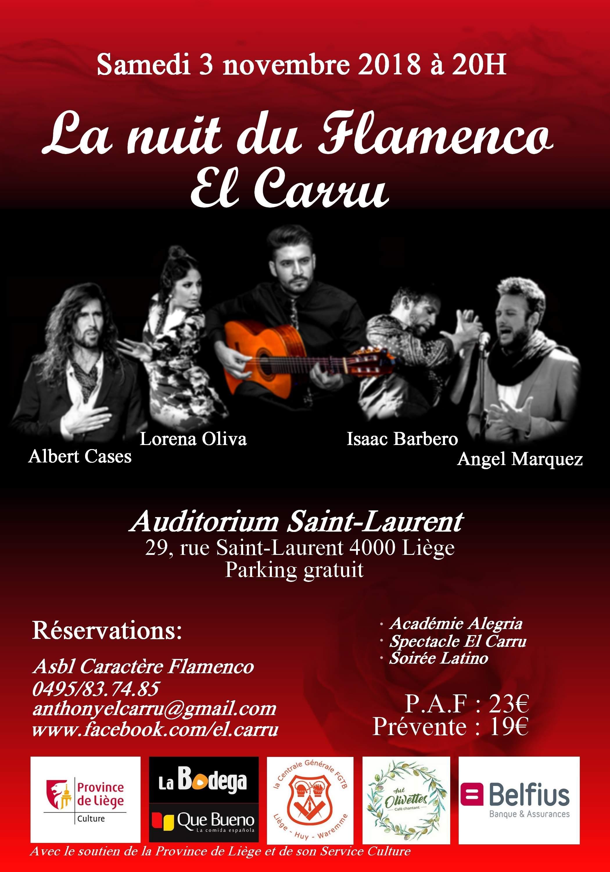 La nuit du Flamenco