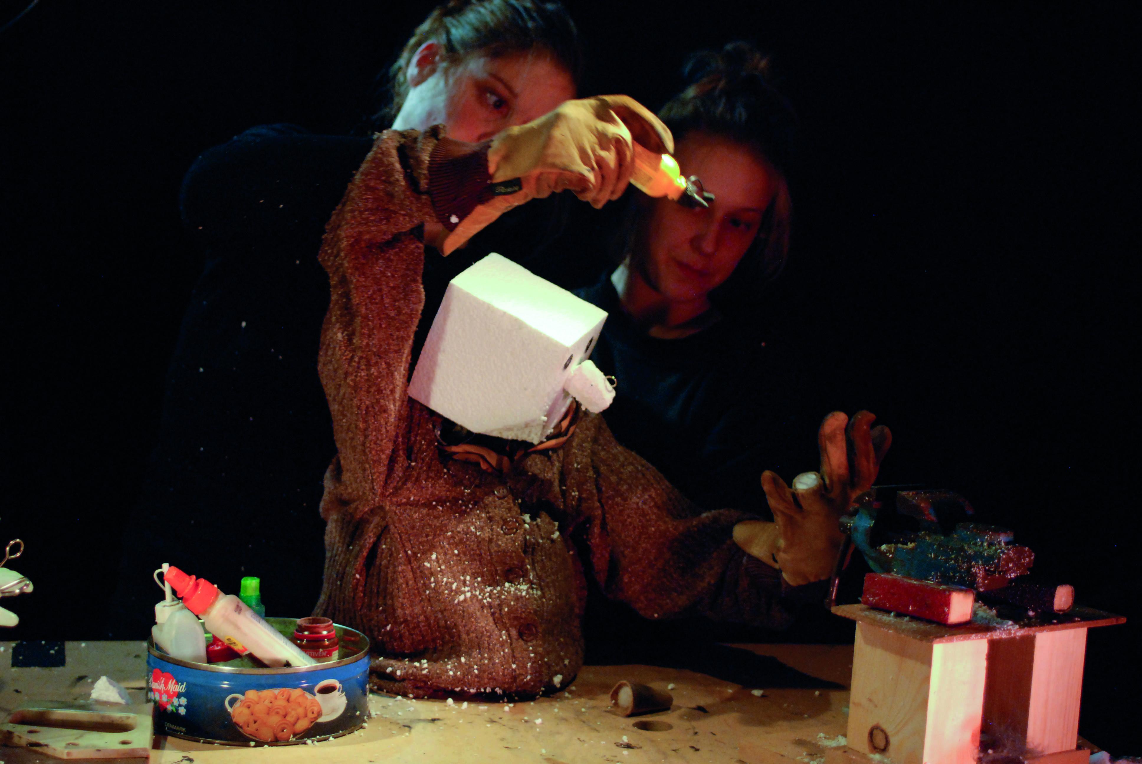 Festival bis-ARTS : Dans l'atelier