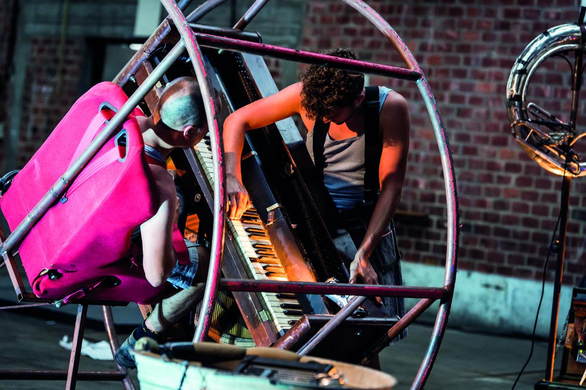 Festival bis-ARTS : Ramkoers