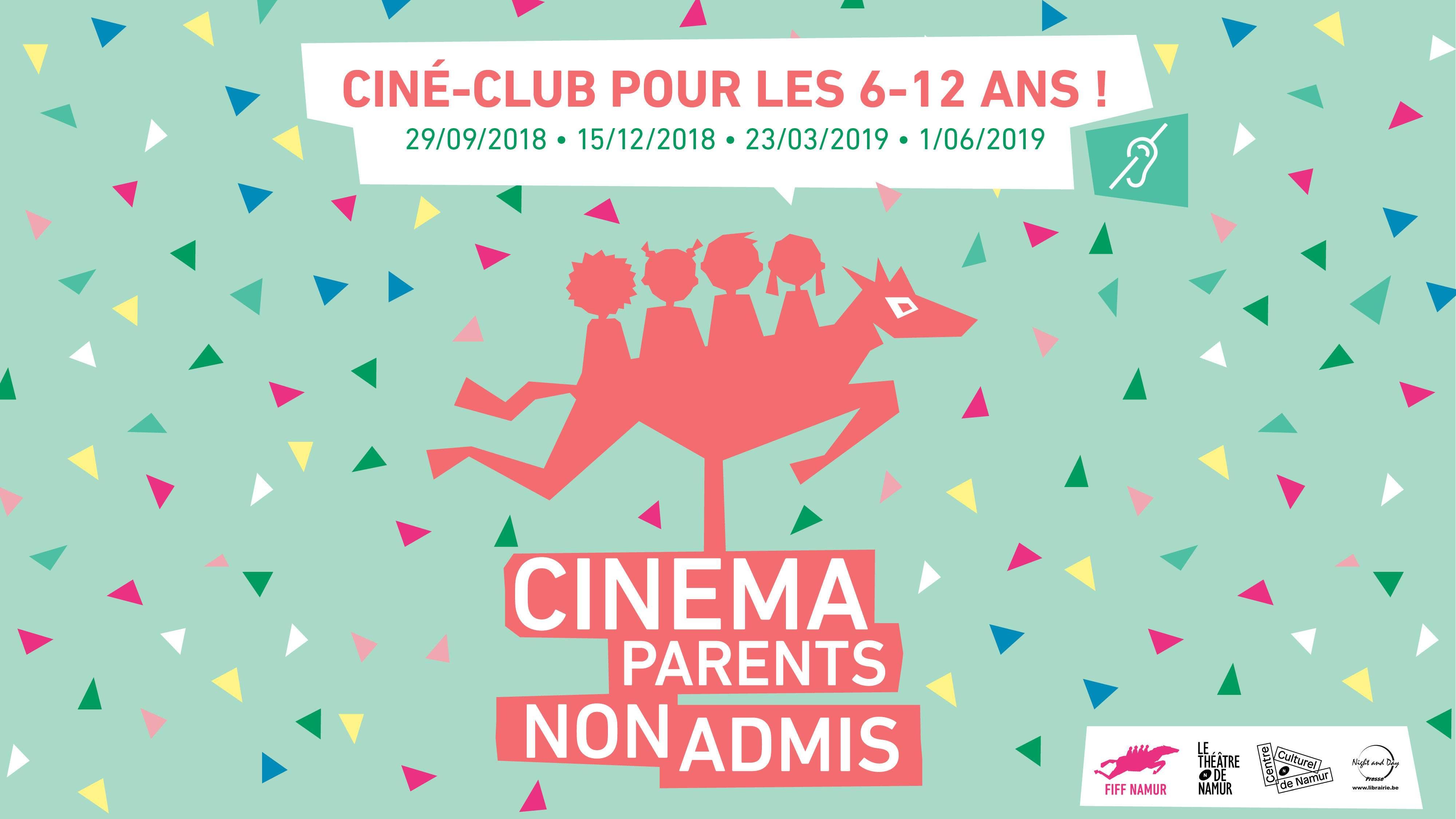 Cinéma Parents Non Admis