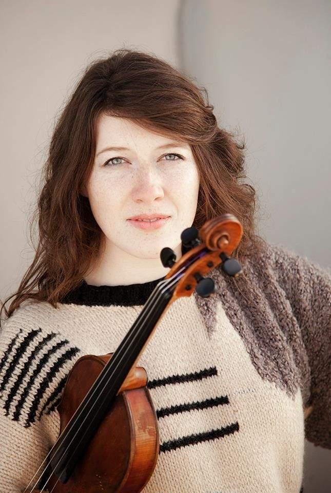 KAJA NOWAK: VIOLIN JAN DEBEL: PIANO-Cool classics for violin