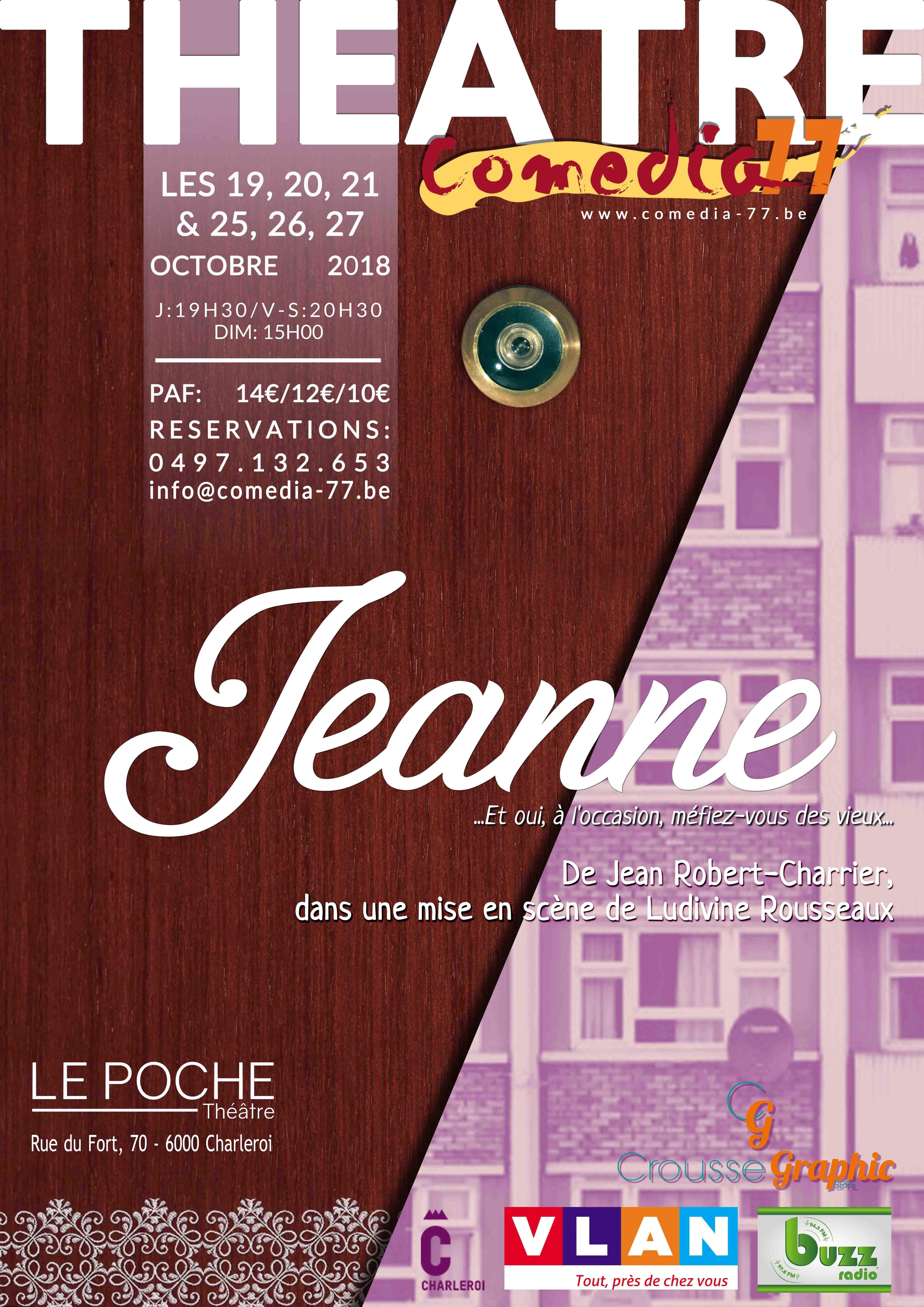 Jeanne par Comedia77