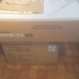 Roland TD12 + Yamaha DTXplorer set COMPLET