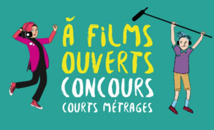 A Films Ouverts - Le Concours 2018 vous attend !