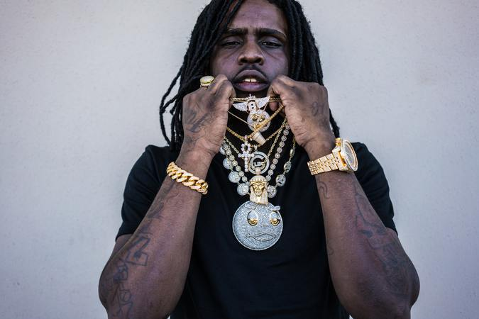 Chief Keef (US) - K1D (BE)
