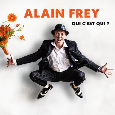 Qui c'est qui? - Alain Frey
