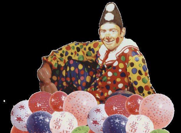 z phirin le clown domicile pour l 39 anniversaire des vos enfants lobbes 6540. Black Bedroom Furniture Sets. Home Design Ideas