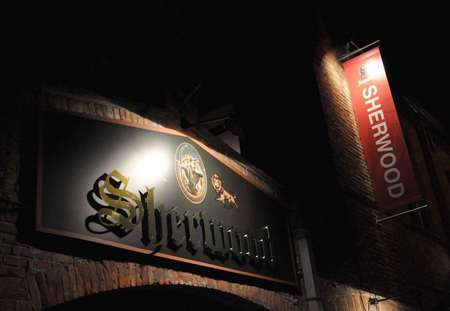 SHERWOOD   Café Théâtre