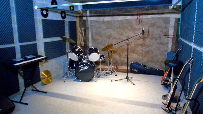 Studio 66 - Studio d'enregistrement semi-professionnel pour jeunes artistes