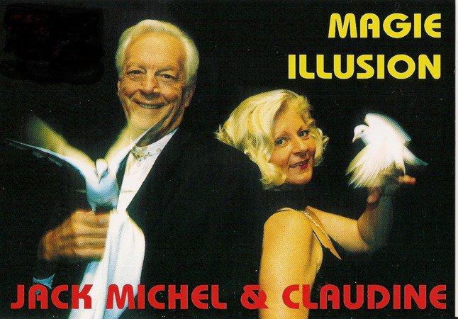 Jack Michel - Automate-Magicien