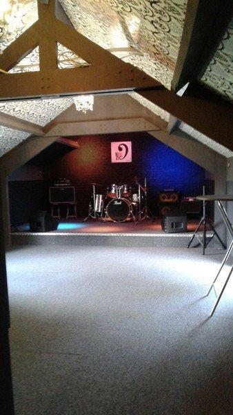Salle de concert à louer pour vos événements musicaux