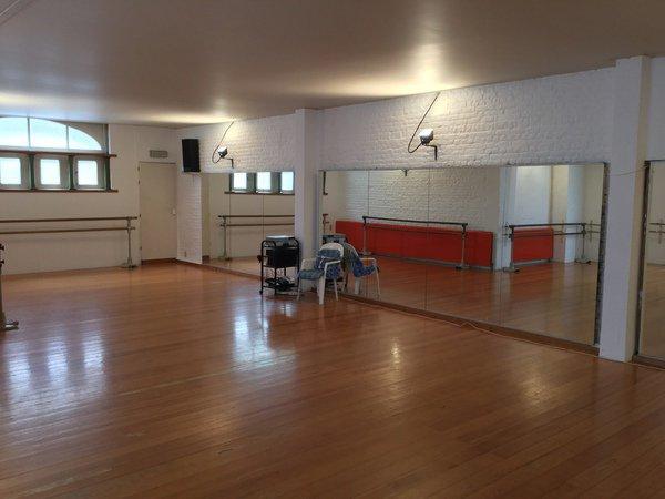 Salles (danse ou autre) à louer à Etterbeek