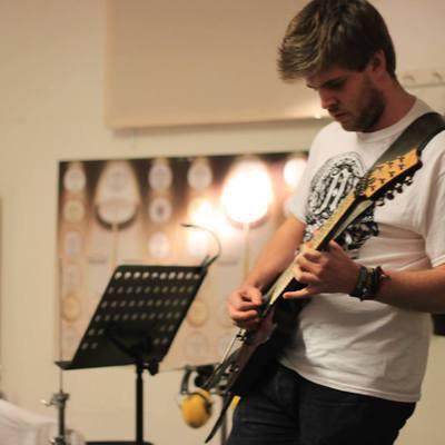 Samuel Bernazano - Cours de Guitare