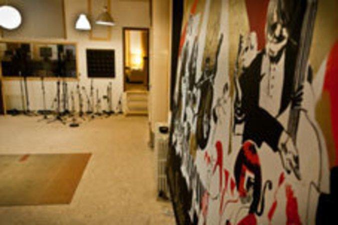 studio d 39 enregistrement professionnel bruxelles schaerbeek 1030 spectable. Black Bedroom Furniture Sets. Home Design Ideas