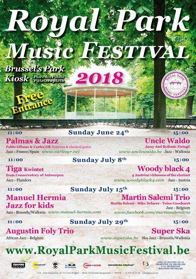 Le Royal Park Music Festival