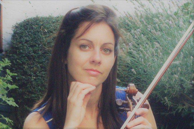 Alison D - Cours de violon