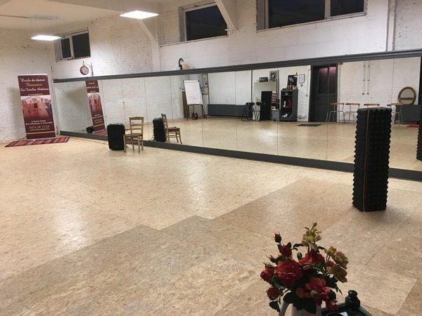 salles de danse et de r 233 p 233 tition 224 louer marcinelle 6001