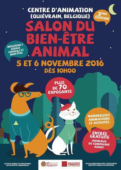 Salon du bien tre animal de qui vrain qui vrain 7380 for Salons novembre 2016