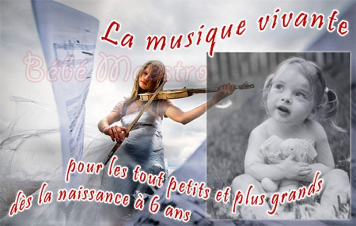 BEBE MAESTRO - Eveil musical pour enfants - Musical awakening for kids
