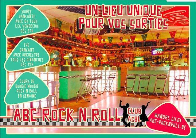 Thé dansant Rock n Roll tous les dimanches