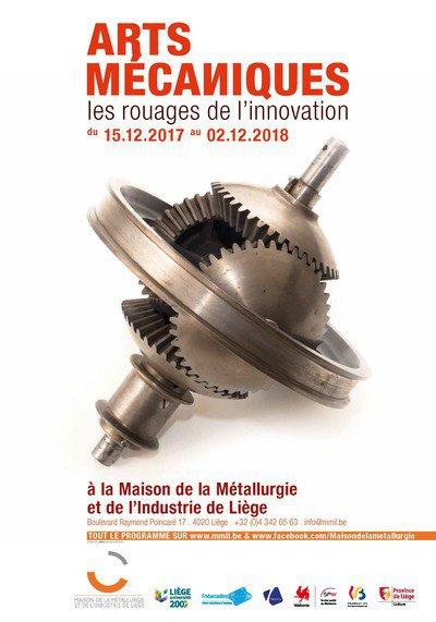 Arts mécaniques. Les rouages de l'innovation