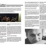 La passion du comédien atelier théâtre/développement personnel