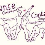 Atelier de danse contemporaine et de contact improvisation