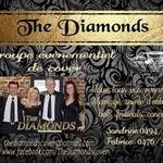 """The Diamonds"" groupe évènementiel de covers"