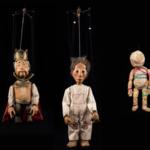 Exposition des marionnettes du Créa-Théâtre