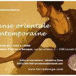 Terra Danza asbl - Cours de danse orientale et orientale contemporaine