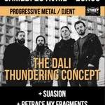 The Dali Thundering Concept + Suasion + Retrace my Fragments