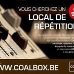 Local de répétition à louer à l'heure (Rhisnes - Namur)
