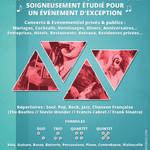 MT Events Music - Concerts & evenementiel privés & publics (mariage,...)