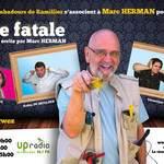 Théâtre de Ramillies : L'alarme fatale de et avec Marc Herman