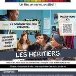 Ciné-débat illustré sur le film 'les Héritiers'