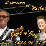 Just'n'Joy - Laurence et Richard